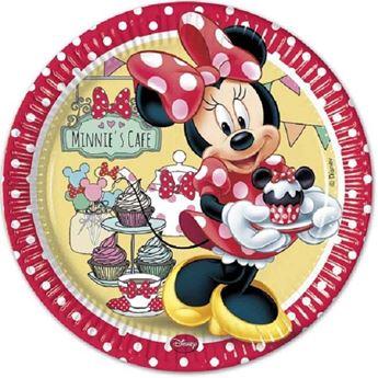 Imagen de Platos fiesta Minnie grandes (8)
