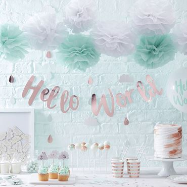 Decoracion De Nubes Para Baby Shower.Decoracion Para Cumpleanos Bebes Y Baby Shower Ideas