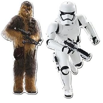 Picture of Troquelados Star Wars Wookiee Trooper