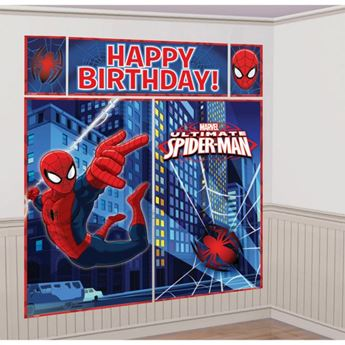 Imagen de Decorados pared Spiderman (5)