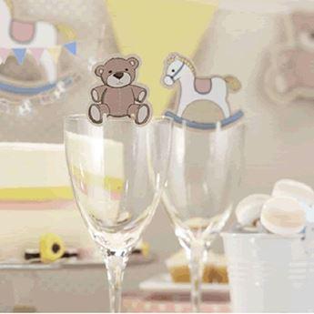 Imagens de Decoraciones vasos Bebé Vintage (10)