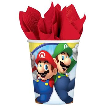 Picture of Vasos Super Mario Bros (8)