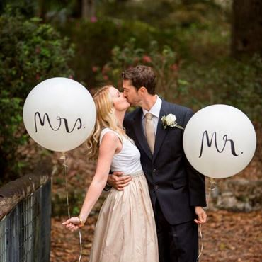 Picture for category GLOBOS PARA BODAS