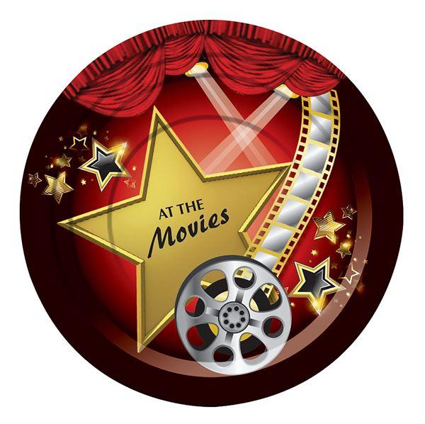 Picture of Platos cine pequeños (8)