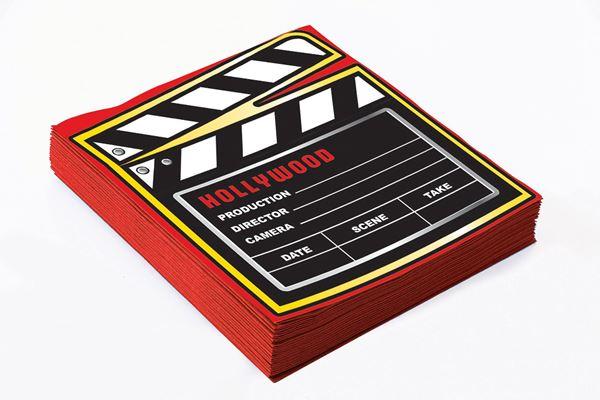 Picture of Servilletas cine grandes (16)