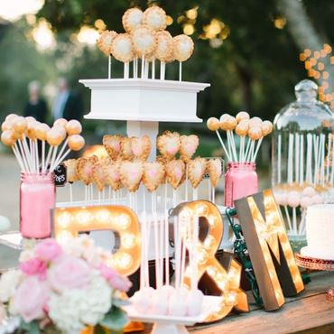 Picture for category CANDY BAR PARA BODAS MESAS DE CHUCHES