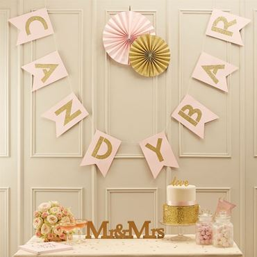 Picture for category Decoración Candy Bar Bodas