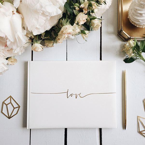 Picture of Libro de firmas love