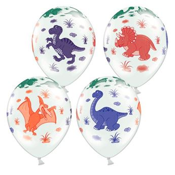 Picture of Globos dinosaurio colores (6)