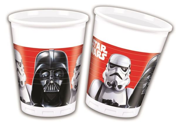 Picture of Vasos Star Wars Lado Oscuro (8)