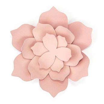 Imagen de Flores rosa pastel grande (3)