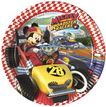 Picture of Platos Mickey y los Super Pilotos grandes (8)