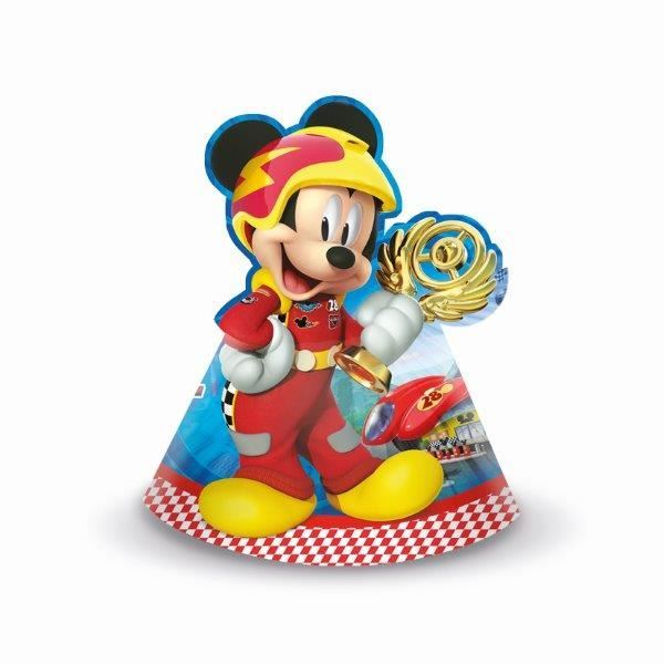 Picture of Gorros Cono Forma Mickey y los Super Pilotos (6)
