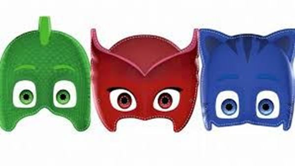 Picture of Caretas PJ Masks (6)