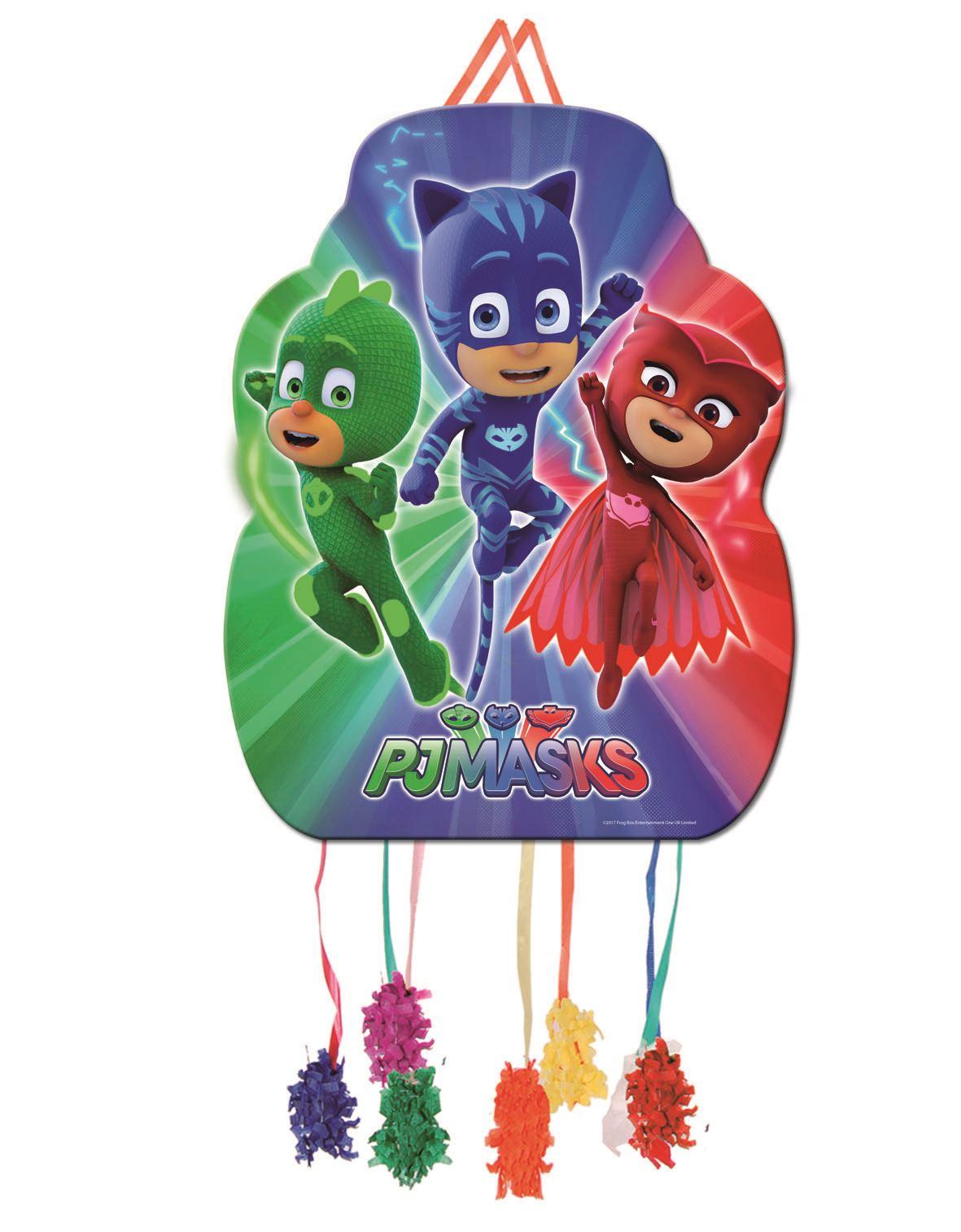 3a55dd24cf Piñata PJ Masks mediana✅ por sólo 7