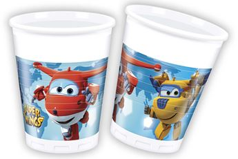 Picture of Vasos Super Wings (8)