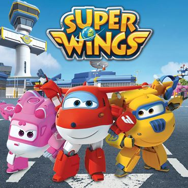 Picture for category Cumpleaños de Super Wings-Aviones