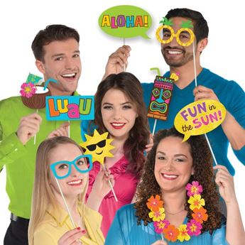 Picture of Accesorios photocall palito Hawaii (13)