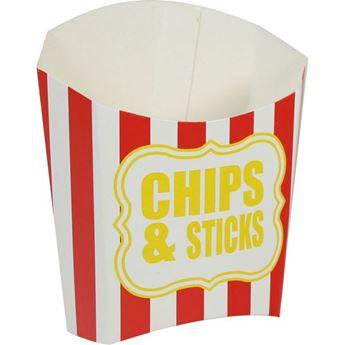 Imagens de Caja patatas fritas