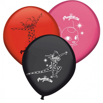 Picture of Globos Ladybug (8)