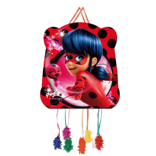 Imagen de Piñata Ladybug pequeña