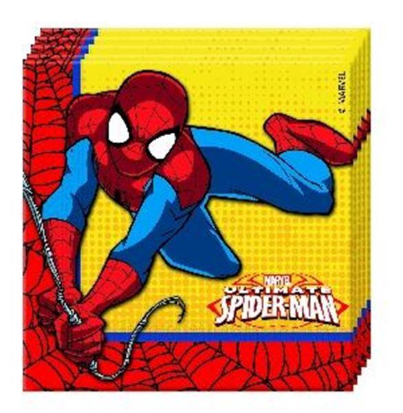 Imagen de Servilletas Ultimate Spiderman (20)