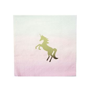 Picture of Servilletas unicornio elegante (16)