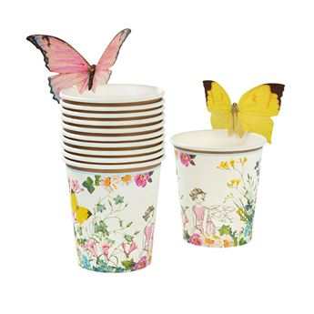 Picture of Vasos Hadas mariposa (12)