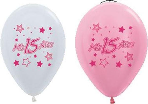 comprar globos mis 15 a os 10 online al mejor precio por