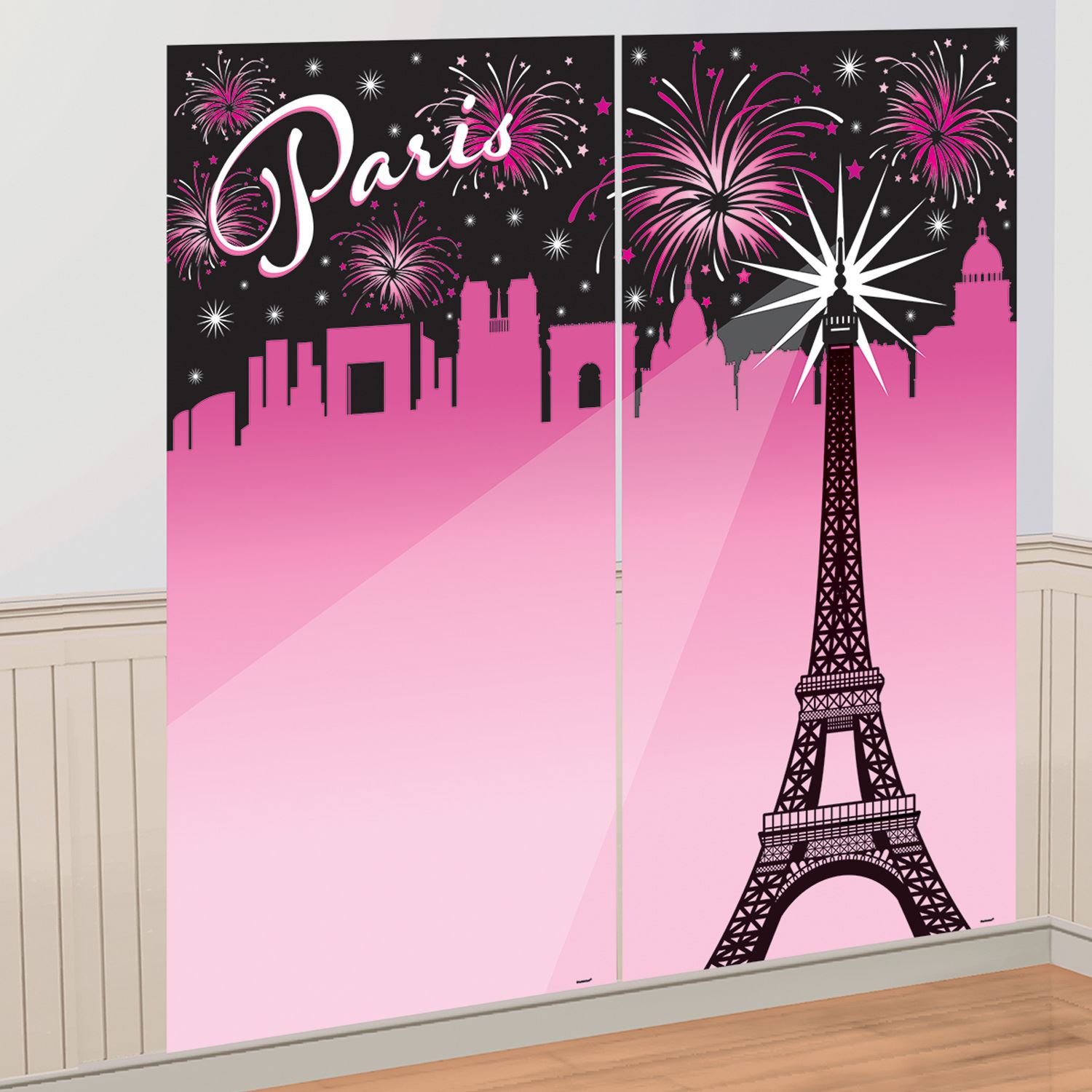 Compra Decoracion Pared Un Dia En Paris Y Recibelo En 24h - Decoracin-de-pared