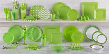 Picture for category Fiesta color verde claro