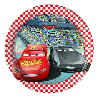 Imagen de Platos Cars 3 pequeños (8)