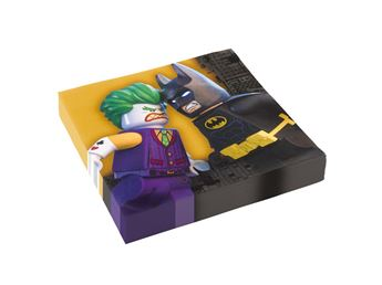 Picture of Servilletas LEGO Batman (16)