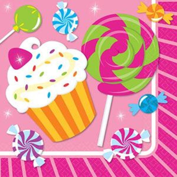 Imagen de Servilletas fiesta dulce (16)