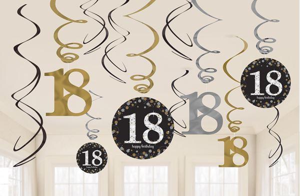 Imagen de Decorados espirales 18 años elegante (12)