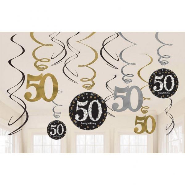 Imagen de Decorados espirales 50 años elegante (12)