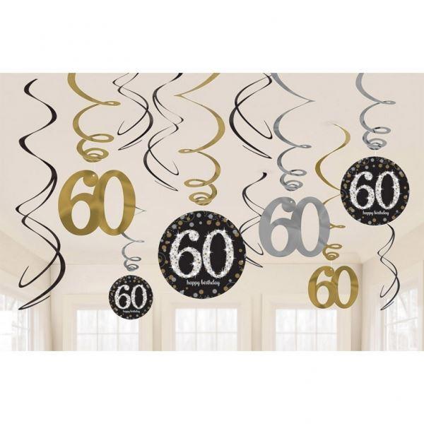 Imagen de Decorados espirales 60 años elegante (12)