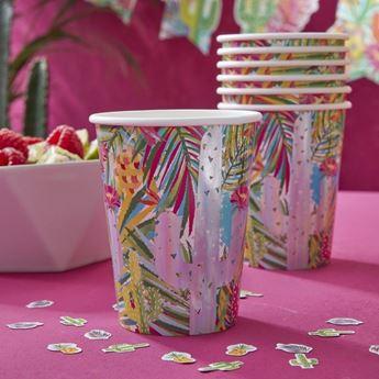 Imagen de Vasos tropical (8)