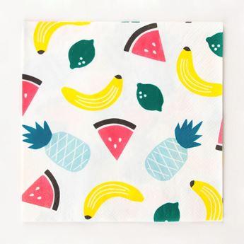 Imagens de Servilletas frutas (20)