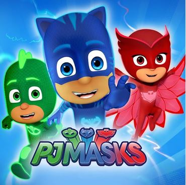 Picture for category Cumpleaños de Pj masks-Heroes en pijamas