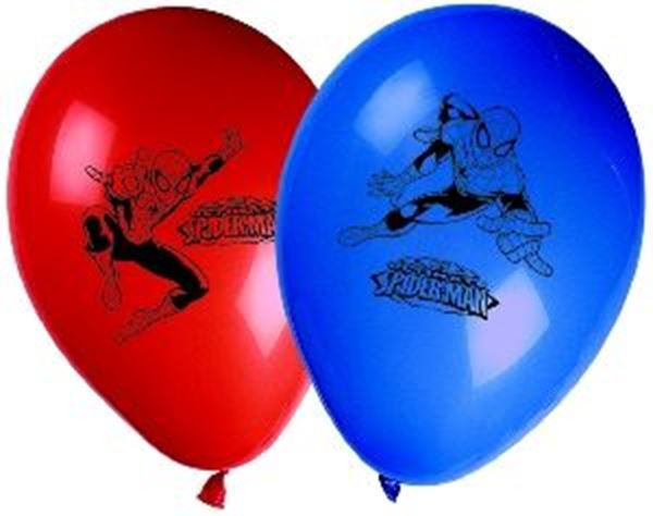 Picture of Globos Spiderman (8)