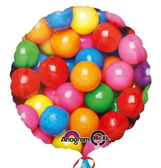 Picture of Globo Bolas de chicle