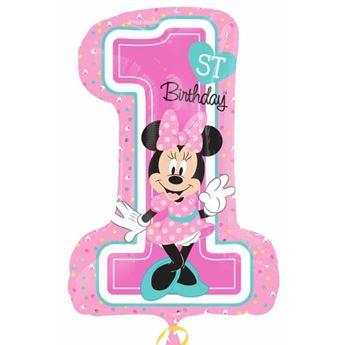 Imagens de Globo Minnie primer cumpleaños