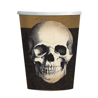 Picture of Vasos Calavera Halloween (8)