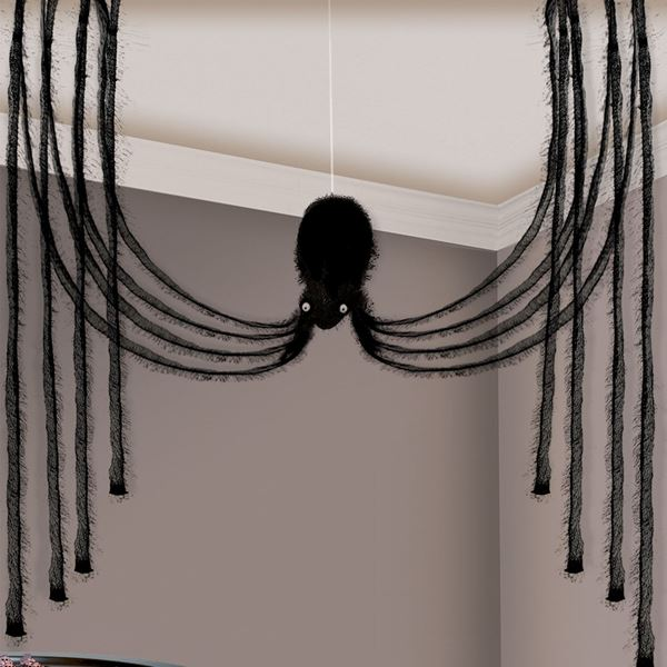 Imagen de Decoracion colgante araña (1.90m)