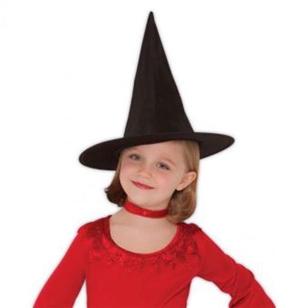 Picture of Gorro bruja niña