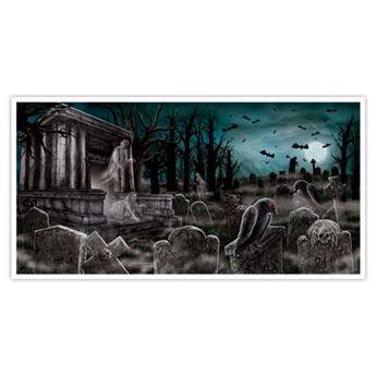 Imagen de Banner cementerio siniestro