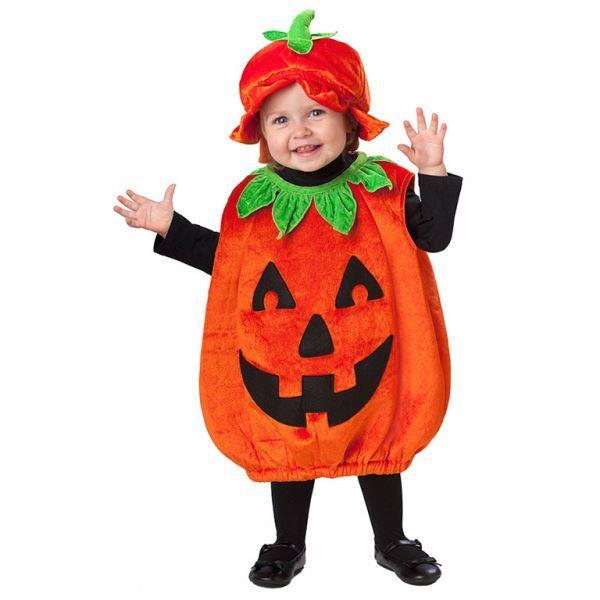 Imagen de Disfraz Calabaza Halloween (Talla 12-24 meses)