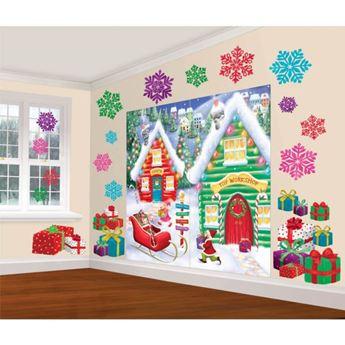 Imagens de Set decoración Polo Norte