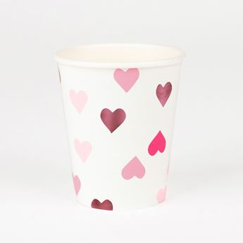Imagen de Vasos corazón dulce (8)